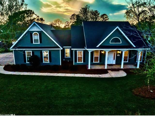 22151 Broad Street, Silverhill, AL 36576 (MLS #311903) :: Elite Real Estate Solutions