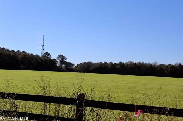 19875 - 1 County Road 71, Summerdale, AL 36580 (MLS #311931) :: Ashurst & Niemeyer Real Estate