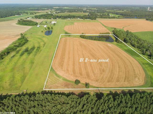 0 Koier Rd, Robertsdale, AL 36567 (MLS #311943) :: Bellator Real Estate and Development