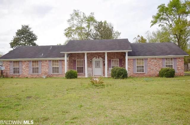 219 Mcrae Street, Atmore, AL 36502 (MLS #311953) :: Elite Real Estate Solutions