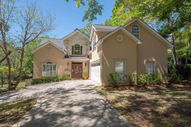 105 Clubhouse Drive, Fairhope, AL 36532 (MLS #311974) :: Gulf Coast Experts Real Estate Team