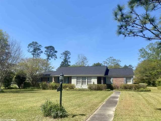 1413 Bonita Avenue, Brewton, AL 36426 (MLS #311976) :: Elite Real Estate Solutions