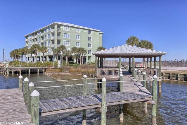 2715 State Highway 180 #1201, Gulf Shores, AL 36542 (MLS #311995) :: JWRE Powered by JPAR Coast & County
