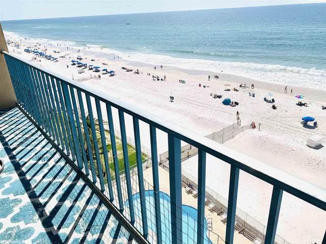 969 W Beach Blvd #1806, Gulf Shores, AL 36542 (MLS #312027) :: Bellator Real Estate and Development