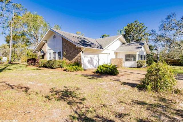 444 Hilltop Drive, Gulf Shores, AL 36542 (MLS #312094) :: Sold Sisters - Alabama Gulf Coast Properties