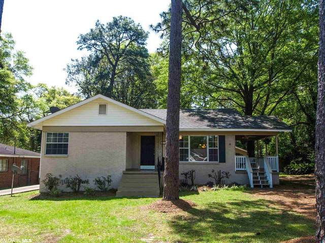 4721 Bellewood Drive, Mobile, AL 36618 (MLS #312105) :: EXIT Realty Gulf Shores