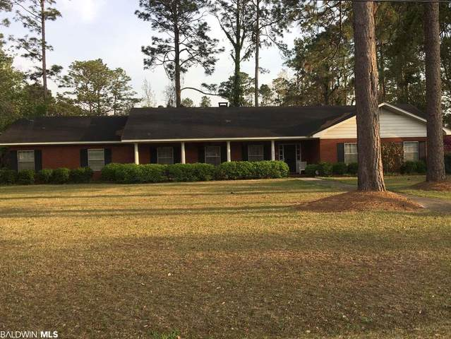 604 E 7th Street, Bay Minette, AL 36507 (MLS #312134) :: Gulf Coast Experts Real Estate Team