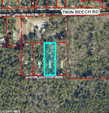 0 Twin Beech Road, Fairhope, AL 36532 (MLS #312160) :: Sold Sisters - Alabama Gulf Coast Properties