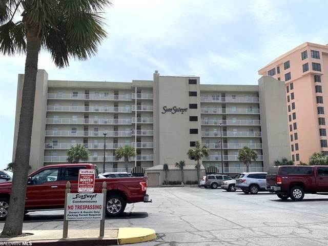 25300 Perdido Beach Blvd #607, Orange Beach, AL 36561 (MLS #312166) :: Sold Sisters - Alabama Gulf Coast Properties