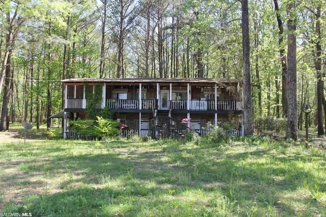 3831 Eureka Landing Road, Uriah, AL 36480 (MLS #312196) :: Elite Real Estate Solutions