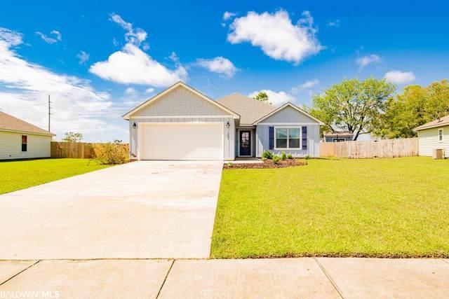 262 Lakefront Circle, Summerdale, AL 36580 (MLS #312213) :: Elite Real Estate Solutions
