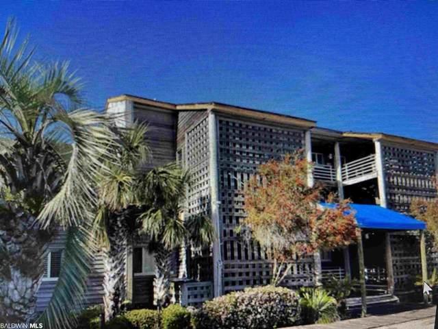 17119 Perdido Key Dr G-23, Pensacola, FL 32507 (MLS #312231) :: Elite Real Estate Solutions
