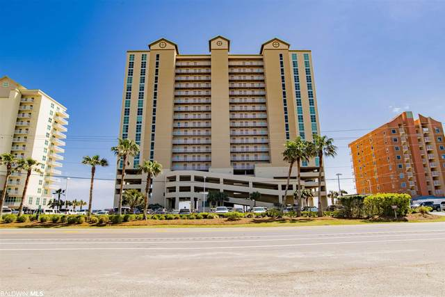 931 W Beach Blvd #605, Gulf Shores, AL 36542 (MLS #312247) :: Ashurst & Niemeyer Real Estate