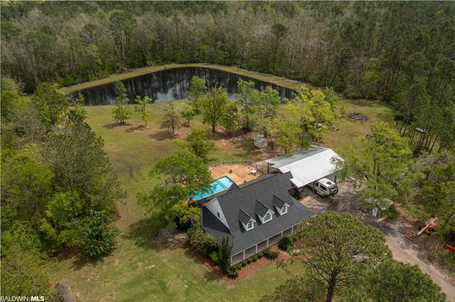 21650 County Ro Glass And Spivey Road, Robertsdale, AL 36567 (MLS #312283) :: Elite Real Estate Solutions