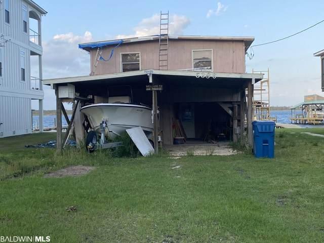 5386 Palmetto Dr, Orange Beach, AL 36561 (MLS #312292) :: Ashurst & Niemeyer Real Estate