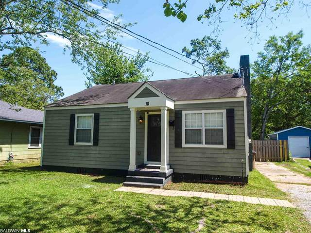 18 Kirby Street, Mobile, AL 36607 (MLS #312310) :: Elite Real Estate Solutions