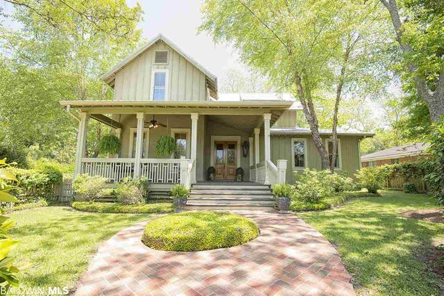 201 Young Street, Fairhope, AL 36532 (MLS #312314) :: Elite Real Estate Solutions