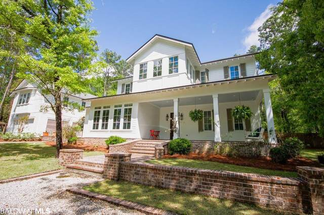 127 Glen Hardie Drive, Fairhope, AL 36532 (MLS #312318) :: Elite Real Estate Solutions