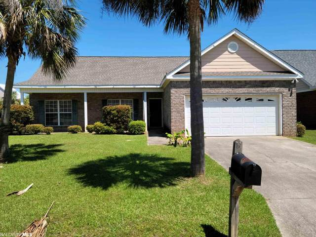 1333 Dominoe Trail, Foley, AL 36535 (MLS #312335) :: Crye-Leike Gulf Coast Real Estate & Vacation Rentals
