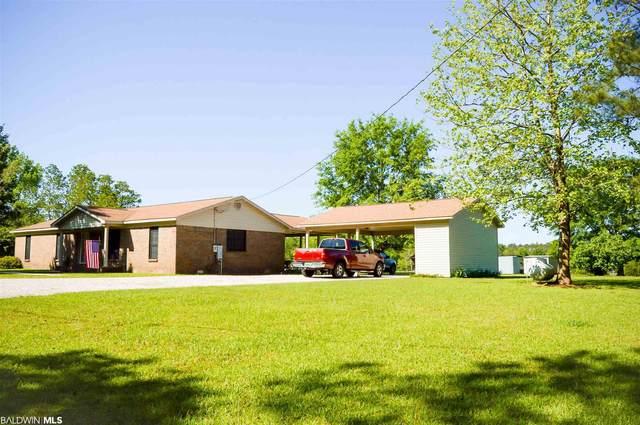 113 Honey Dr, Atmore, AL 36502 (MLS #312347) :: Elite Real Estate Solutions
