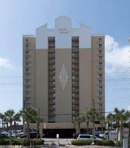 809 W Beach Blvd #601, Gulf Shores, AL 36542 (MLS #312360) :: EXIT Realty Gulf Shores