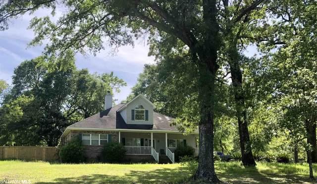 48370 Chastang Lake Road, Bay Minette, AL 36507 (MLS #312368) :: Elite Real Estate Solutions