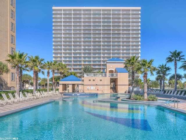 1010 W Beach Blvd #1404, Gulf Shores, AL 36542 (MLS #312373) :: EXIT Realty Gulf Shores
