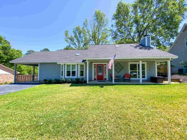 521 Parkwood Ave, Daphne, AL 36526 (MLS #312378) :: Sold Sisters - Alabama Gulf Coast Properties