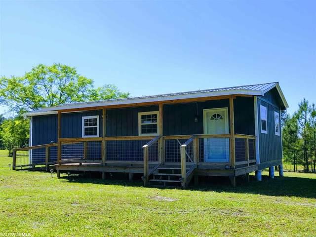 3608 Barlow Road, Millry, AL 36558 (MLS #312380) :: EXIT Realty Gulf Shores
