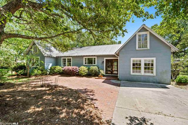 406 Nichols Avenue, Fairhope, AL 36532 (MLS #312415) :: Sold Sisters - Alabama Gulf Coast Properties