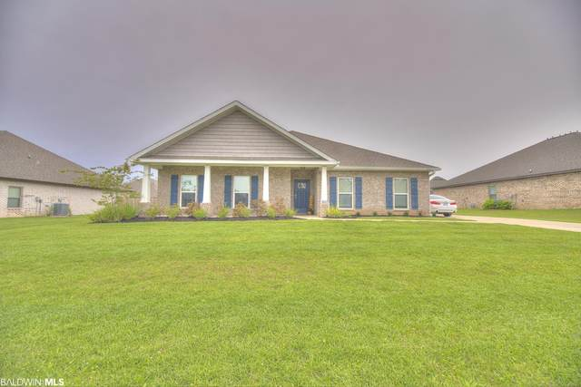 4161 Inverness Cir, Gulf Shores, AL 36542 (MLS #312418) :: Sold Sisters - Alabama Gulf Coast Properties