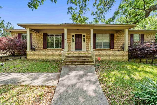 5508 Cross Creek Drive, Mobile, AL 36693 (MLS #312450) :: Ashurst & Niemeyer Real Estate