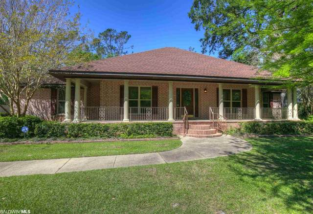 21800 Country Woods Drive, Fairhope, AL 36532 (MLS #312461) :: Gulf Coast Experts Real Estate Team
