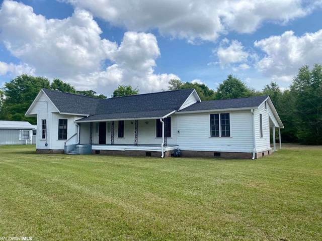 207 Simmons Street, East Brewton, AL 36426 (MLS #312474) :: Ashurst & Niemeyer Real Estate