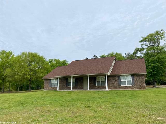 215 Griceland Drive, Brewton, AL 36426 (MLS #312476) :: Sold Sisters - Alabama Gulf Coast Properties