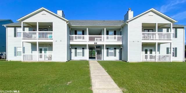 6194 St Hwy 59 J3, Gulf Shores, AL 36542 (MLS #312492) :: Alabama Coastal Living