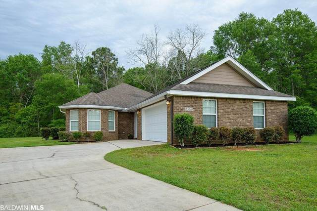 9304 Hartsfield Way, Mobile, AL 36695 (MLS #312495) :: Dodson Real Estate Group