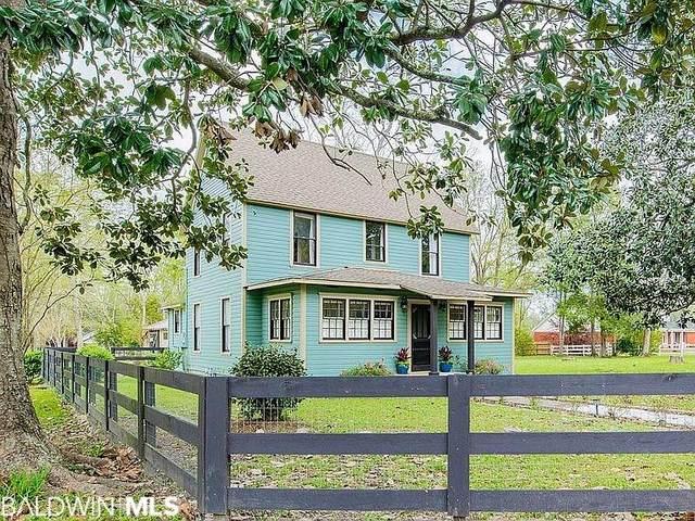 16255 Silverhill Avenue, Silverhill, AL 36576 (MLS #312499) :: Dodson Real Estate Group