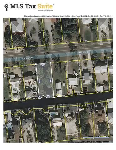 26318 Marina Road, Orange Beach, AL 36561 (MLS #312518) :: Levin Rinke Realty