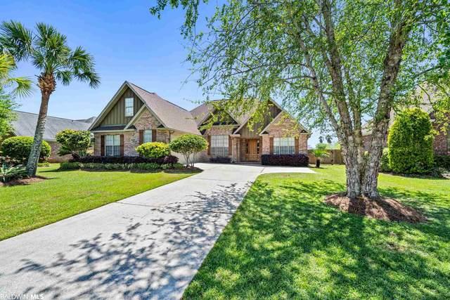 10842 Elysian Circle, Daphne, AL 36526 (MLS #312526) :: Dodson Real Estate Group