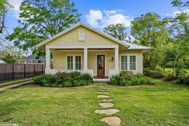 105 Orange Avenue, Fairhope, AL 36532 (MLS #312536) :: Gulf Coast Experts Real Estate Team