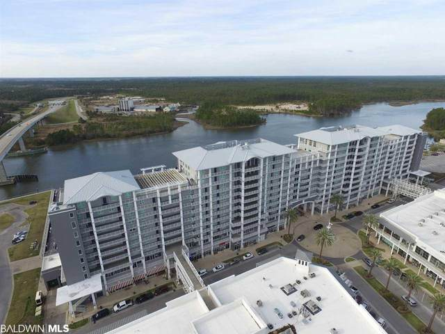 4851 Wharf Pkwy #811, Orange Beach, AL 36561 (MLS #312539) :: Gulf Coast Experts Real Estate Team