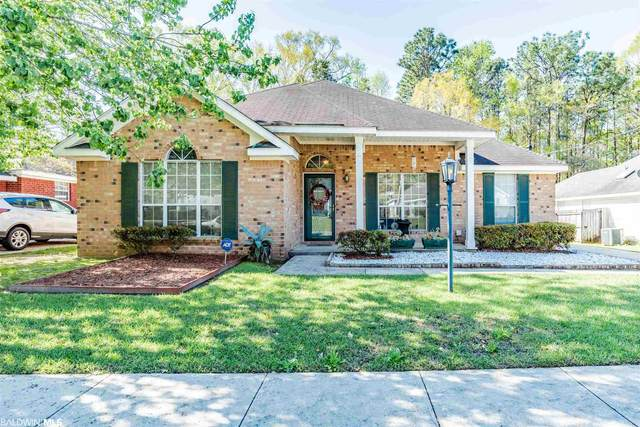6171 Northwoods Court, Mobile, AL 36608 (MLS #312557) :: Sold Sisters - Alabama Gulf Coast Properties