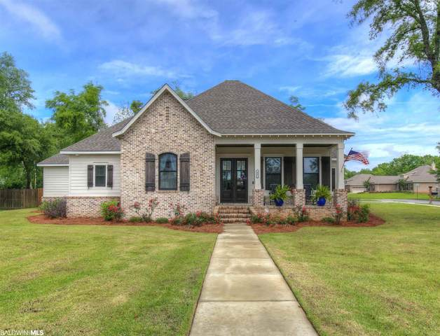 447 Dover Street, Fairhope, AL 36532 (MLS #312603) :: Dodson Real Estate Group