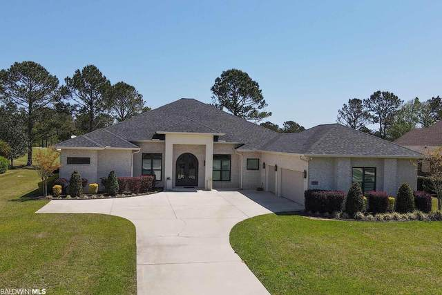 3781 Blue Heron Drive, Gulf Shores, AL 36542 (MLS #312625) :: JWRE Powered by JPAR Coast & County
