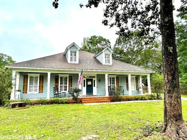 832 Artillery Range, Spanish Fort, AL 36527 (MLS #312661) :: Coldwell Banker Coastal Realty