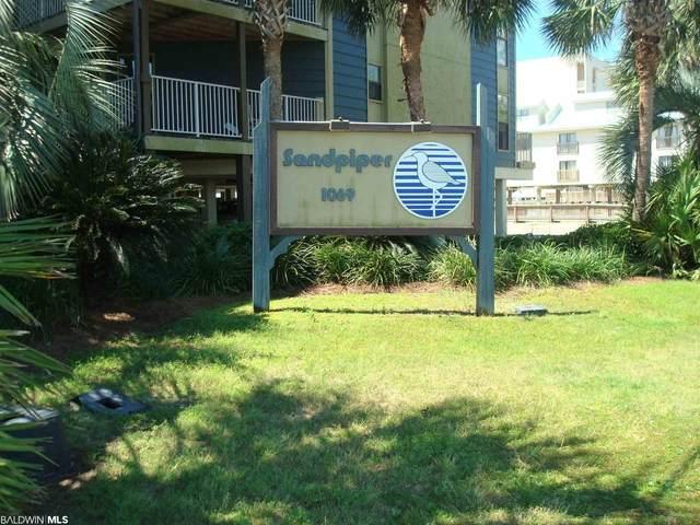 1069 W Beach Blvd 3B, Gulf Shores, AL 36542 (MLS #312687) :: Coldwell Banker Coastal Realty