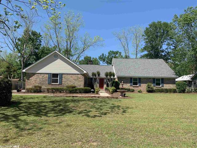 16 Woodgrove Cir, Fairhope, AL 36532 (MLS #312740) :: Elite Real Estate Solutions