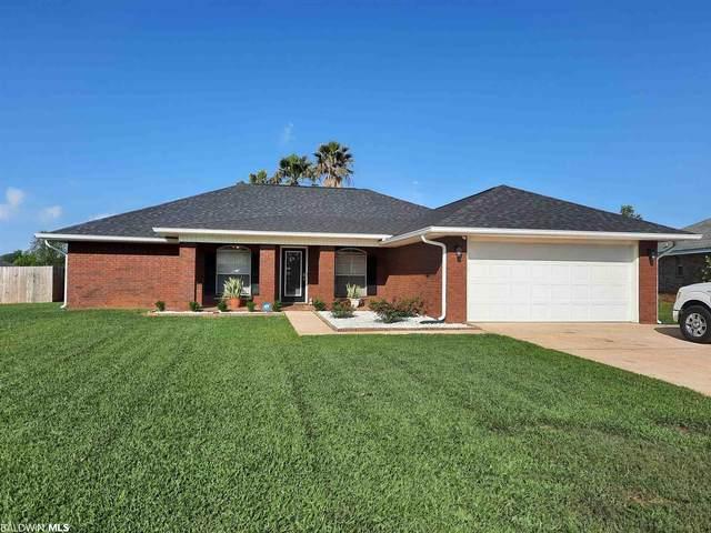 2539 Parkford Drive, Foley, AL 36535 (MLS #312746) :: Coldwell Banker Coastal Realty
