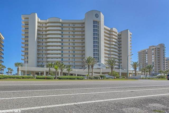 26200 Perdido Beach Blvd #1507, Orange Beach, AL 36561 (MLS #312758) :: Mobile Bay Realty